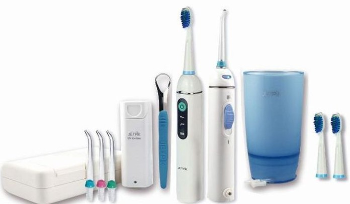 limpeza oral